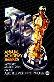 57th Academy Awards - Wikipedia