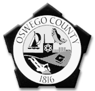 Oswego County, New York - Image: Oswego County, New York seal