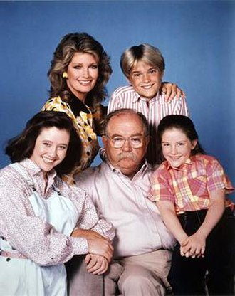 Our House (U.S. TV series) - Image: Our House cast 1986