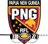 Badge of Papua New Guinea team