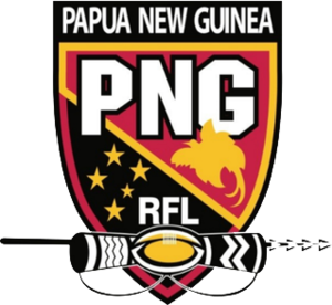 Papua New Guinea national rugby league team - Image: Papua New Guinea RL