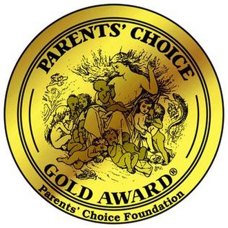 Parents' Choice Award - Parents' Choice Gold Award