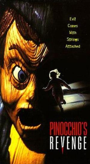 Pinocchio's Revenge - Theatrical release poster