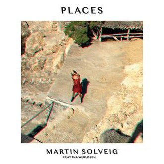 Places (song) - Image: Places Martin Solveig