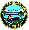 Official seal of Poquoson, Virginia
