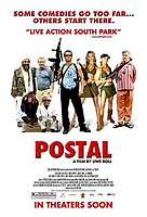 Picture of a movie: Postal