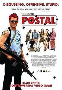 <i>Postal</i> (film) American–German action comedy film