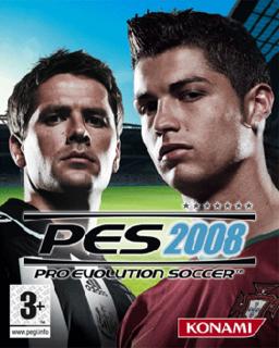 <i>Pro Evolution Soccer 2008</i>