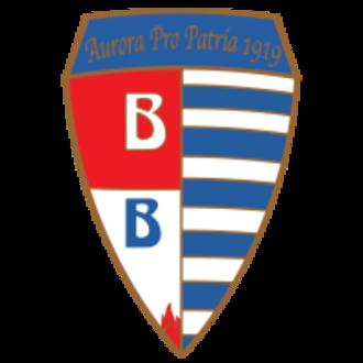 Aurora Pro Patria 1919 - Image: Pro Patria Calcio logo