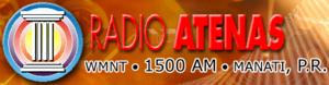 WMNT (AM) - Image: Radio Atenas