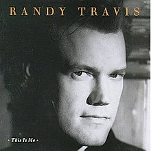 randy travis, this is me album cover