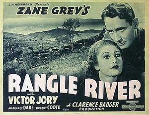 Rangle River - Film poster