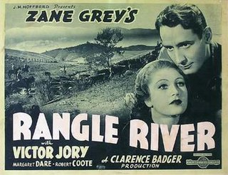 <i>Rangle River</i> 1936 film by Clarence G. Badger