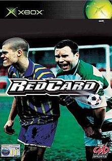 <i>RedCard 20-03</i> 2002 video game