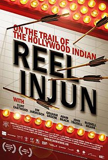 Film cover of Reel Injun: On the Trail of the Hollywood