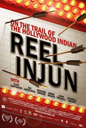 Reel Injun - Image: Reel Injun Film Poster