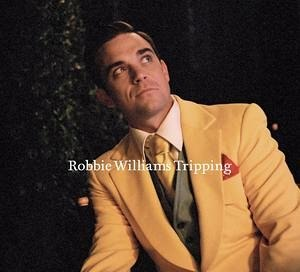 Tripping (song) - Image: Robbie Williams Tripping