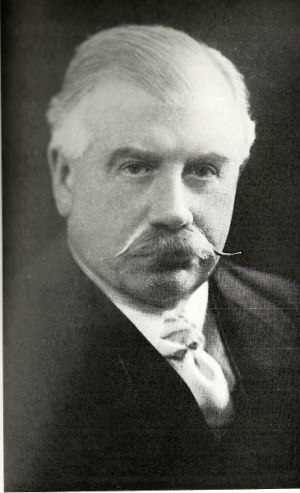 Robert Newman (impresario) - Newman in 1906