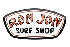 Ron Jon Surf Shop - Image: Ronjonlogo