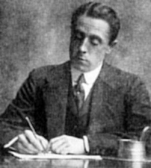 Rupert D'Oyly Carte - Carte in 1919
