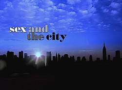 Sex and the city music from the series