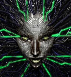 SHODAN fictional artificial intelligence and main antagonist of the System Shock video games