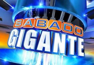 Sábado Gigante - Image: Sabado Gigante logo (2008 Present)