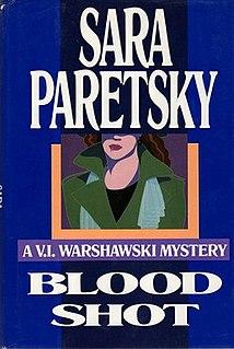 <i>Blood Shot</i> (novel)