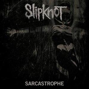 Sarcastrophe - Image: Sarcastrophe cover