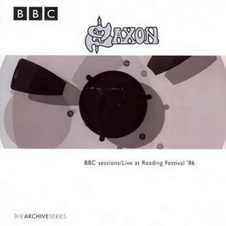 BBC Sessions (Saxon album) - Image: Saxon BBC Sessions