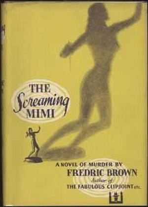 The Screaming Mimi (novel) - First edition