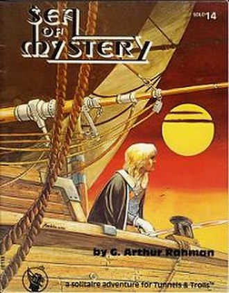 Sea of Mystery - Image: Sea of Mystery, rpg module