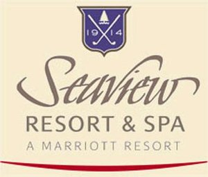 Seaview (Galloway, New Jersey) - Seaview logo under LaSalle Hotel Property ownership