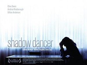 Shadow Dancer (film) - Film poster