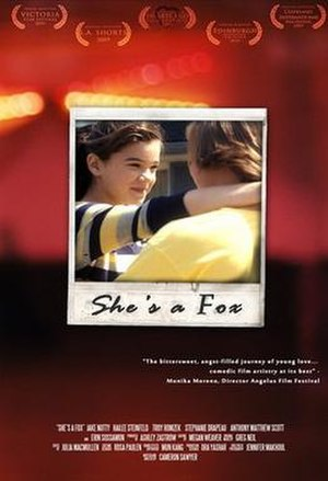 She's a Fox - Image: She's a Fox Film Poster
