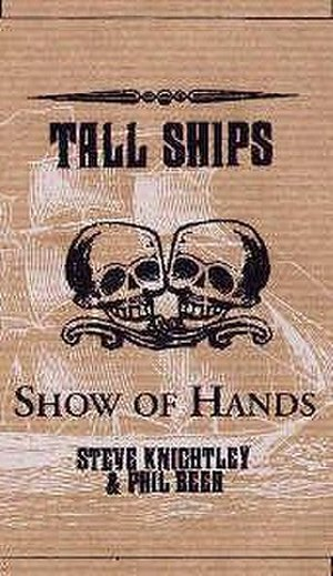 Tall Ships (album) - Image: Showof Hands Tall Ships