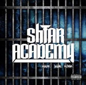 Shtar Academy (album) - Image: Shtar Academy album cover
