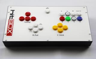 Smash Box controller