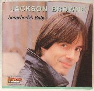 Somebody's Baby - Image: Somebody's Baby