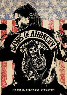 <i>Sons of Anarchy</i> (season 1) First season of TV series Sons of Anarchy