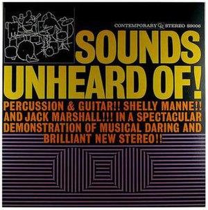 Sounds Unheard Of! - Image: Sounds Unheard Of!