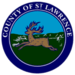 Seal of St. Lawrence County, New York