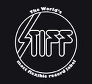Stiff Records - A 2nd version of the classic Stiff Records logo