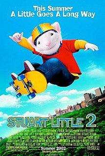 <i>Stuart Little 2</i> 2002 film directed by Rob Minkoff