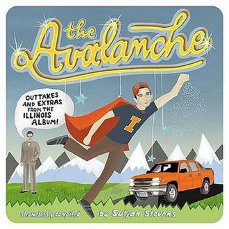 The Avalanche (album) - Image: Sufjan Stevens The Avalance