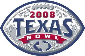 2008 Texas Bowl - Texas Bowl logo