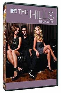 <i>The Hills</i> (season 6) season of television series