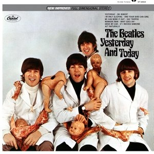 Yesterday and Today - Image: The Beatles Butcher Cover
