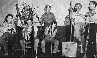 The Bushwhackers (band)
