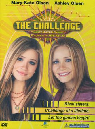 The Challenge (2003 film) - DVD cover
